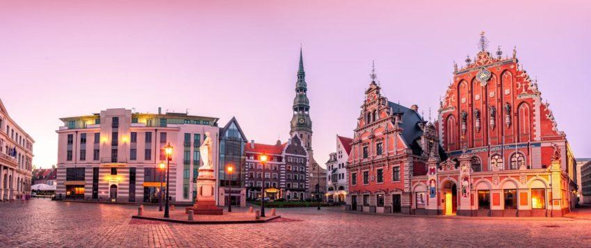 Le cinque attrazioni più belle della Lettonia